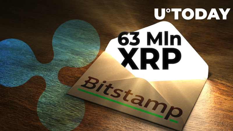 Ripple and Its ODL Partner Bitstamp Transfer 63 Mln XRP While Coin Is Storming $0.30 Mark