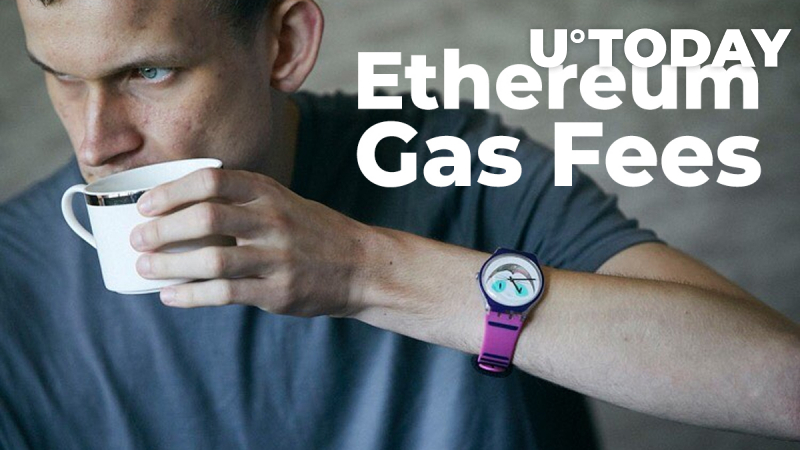 Ethereum Gas Fees Reach Fresh High But Vitalik Buterin Believes That You Are the Problem