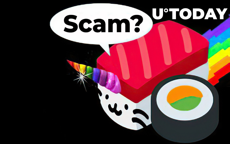 SushiSwap Completes ICO Scam Checklist, Claims Yearn.finance (YFI) Founder