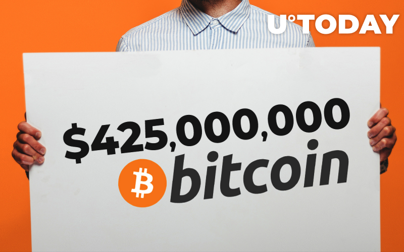 Breaking: MicroStrategy Now Holds $425,000,000 Worth of Bitcoin