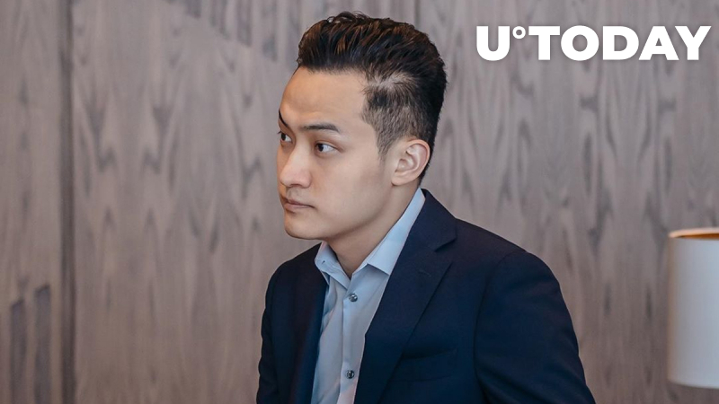 Justin Sun Claims Number of Tron Users Exceeds World Population, Apologizes