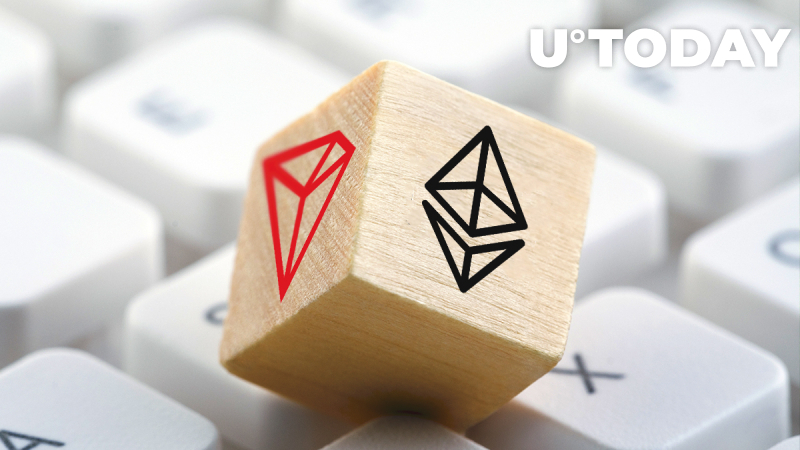 1,000,000,000 USDT Wired from Tron to Ethereum, While USDT-Tron in Circulation Still Exceeds 5 Bln Coins