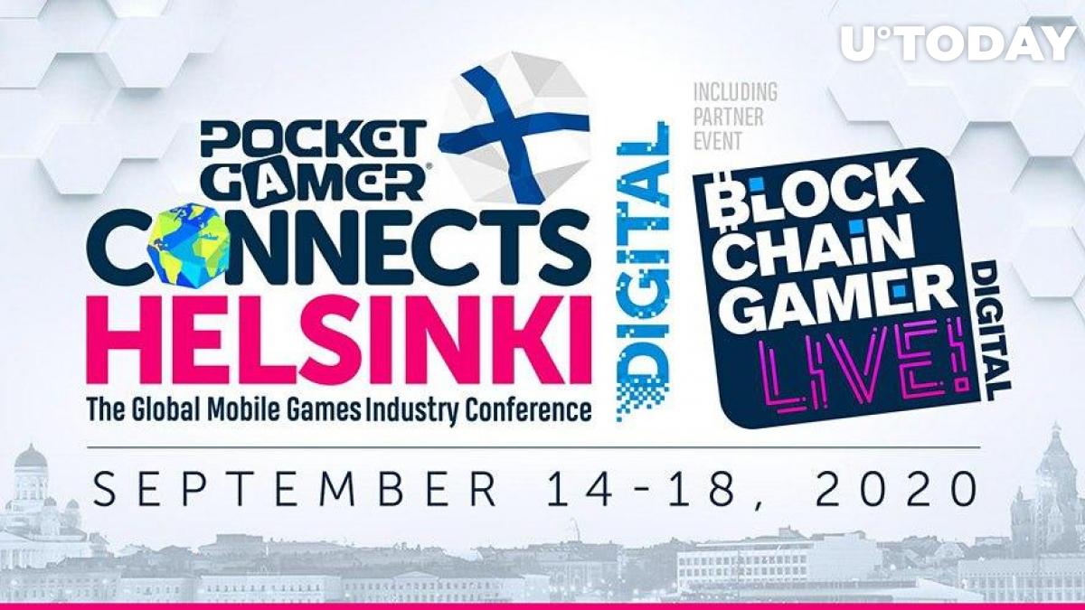 Pocket Gamer Connects Helsinki Digital 2020 and Blockchain Gamer LIVE! Digital #1