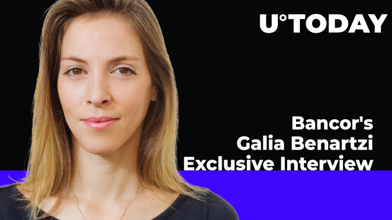 Exclusive Interview with Bancor's Galia Benartzi on DeFi  Market, Bancor V2 and Consumer Applications