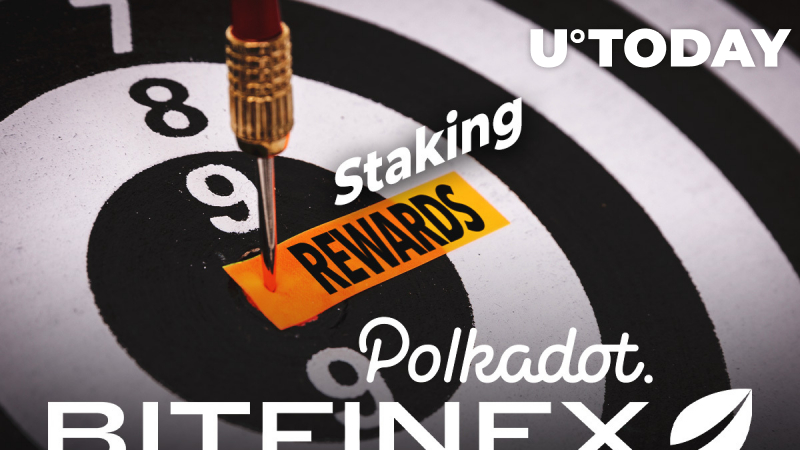 Bitfinex Announces Polkadot (DOT) Staking Rewards Next to ADA, EOS and ATOM