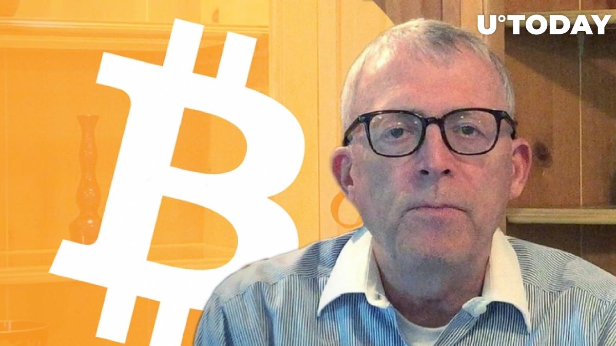 Peter Brandt Says Bitcoin About to Flash Big Bullish Signal