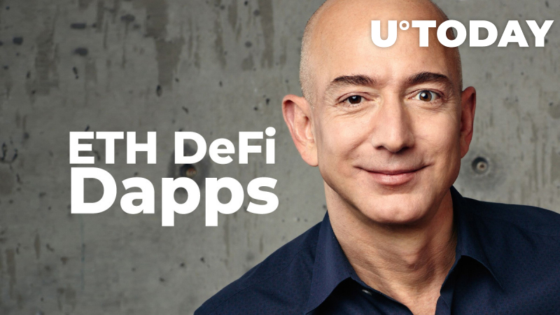 Jeff Bezos Can Shut Off ETH DeFi Dapps Any Moment: Anthony Pompliano Claims