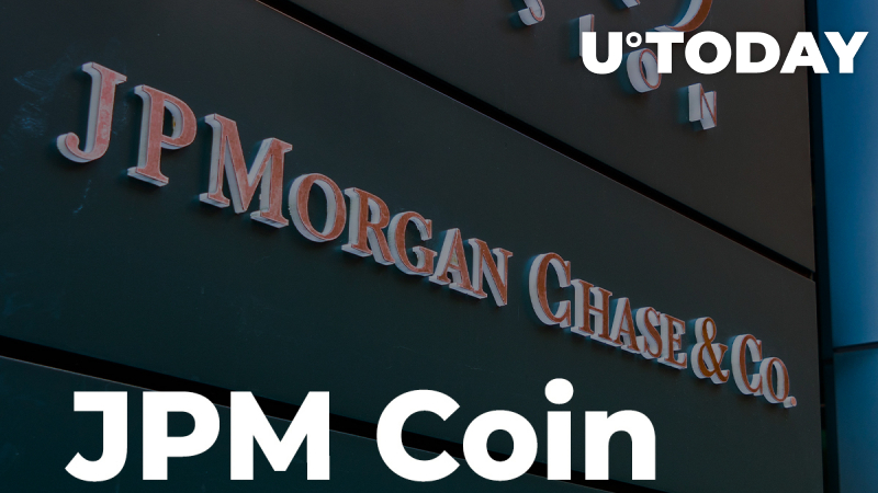JP Morgan's Coin to Be Used First Time while Banking Giant Sets Up Commercial DLT Unit