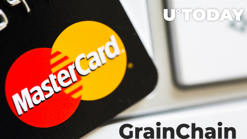 Mastercard Partners with Blockchain Firm GrainChain, Here's Why