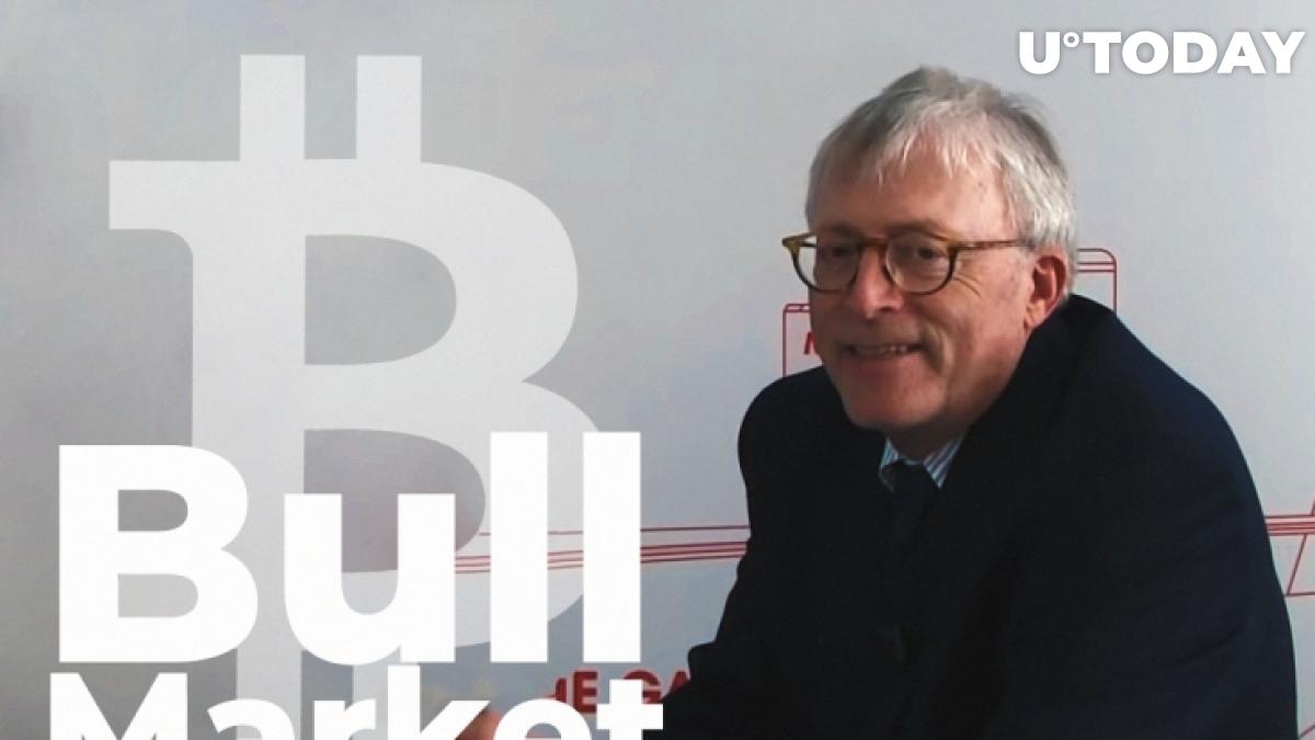 Peter Brandt Estimates Average Bitcoin Correction During Previous Bull Run