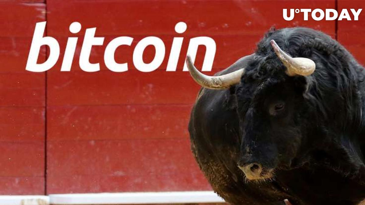 BREAKING: Bitcoin Blasts Through $15,000, Surpasses $15,100
