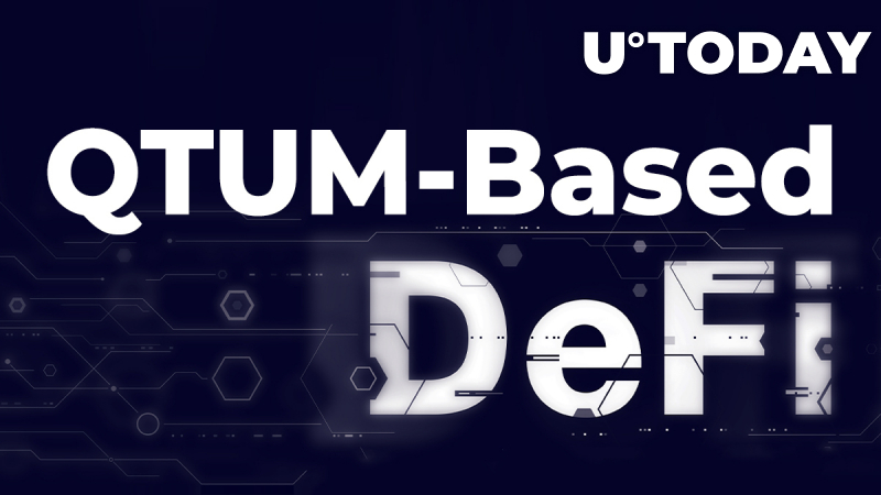 First-Ever QTUM-Based DeFi Goes Live in Mainnet: Introducing QiSwap