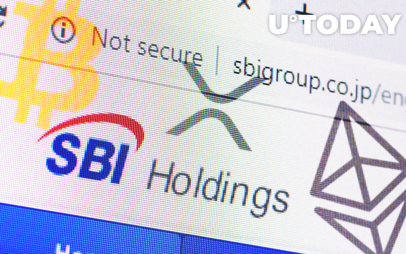 Japanese Financial Giant SBI Group Debuts Lending Product for Bitcoin, Ethereum, and XRP