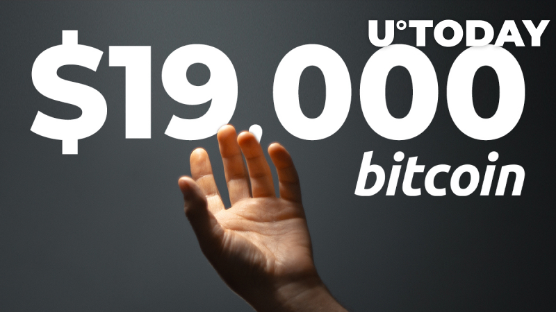 All Eyes on Bitcoin as It Leaves $19,000 Behind