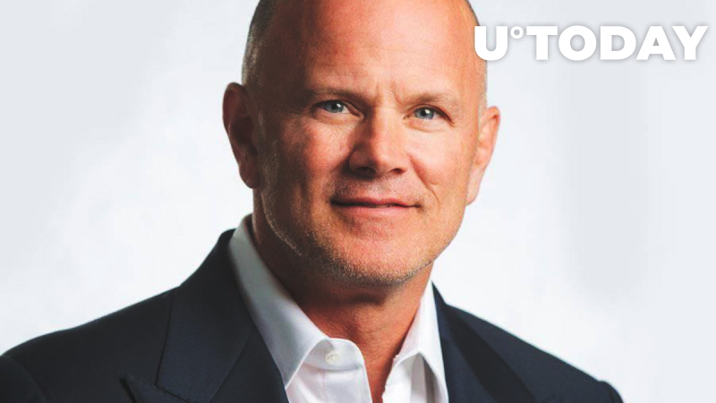 Mike Novogratz Got His First 500,000 ETH from Vitalik, Planning to Buy Jet Plane with 30,000 BTC