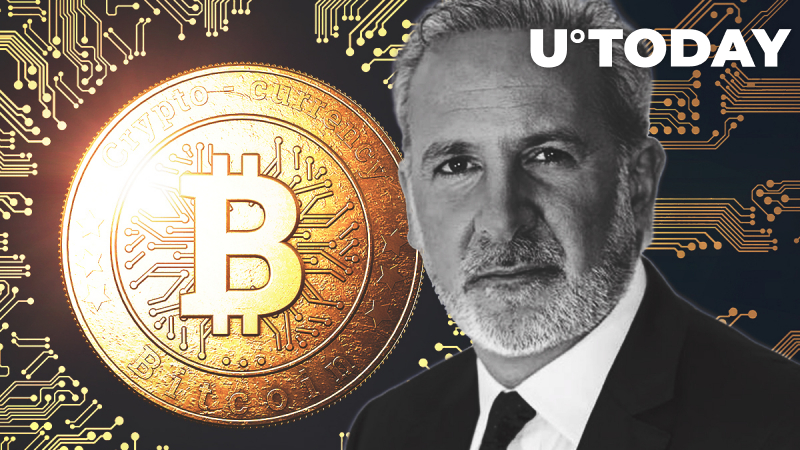 Peter Schiff Explains Why Market Participants Are Flocking to Bitcoin, Rather Than Gold, Now