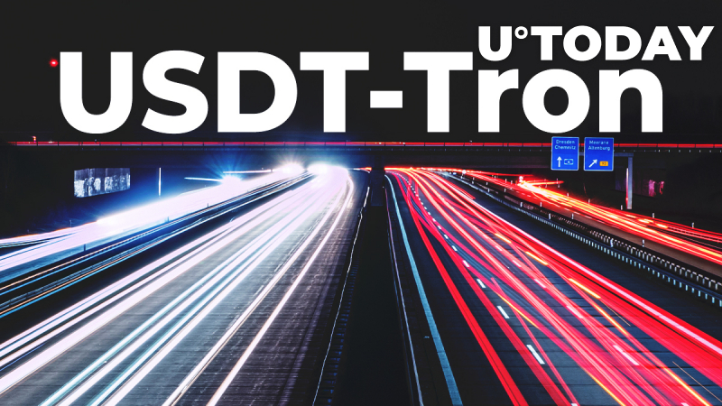 USDT-Tron In Circulation Volume Now Exceeds 5.1 Bln with 22 Mln Transactions Performed