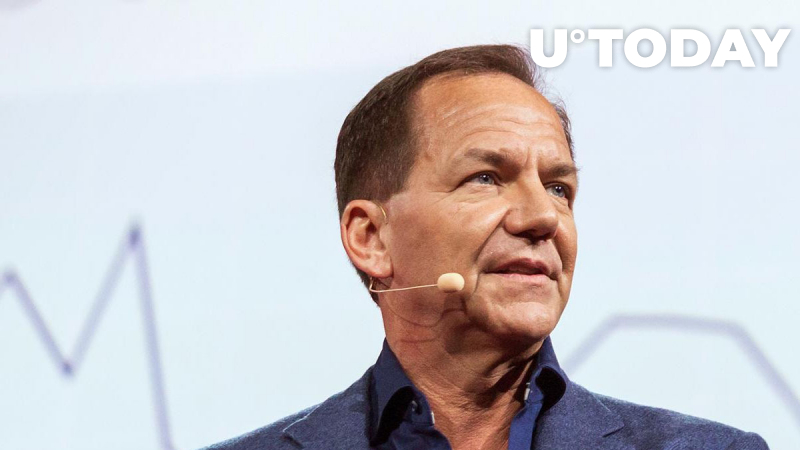 BREAKING: Paul Tudor Jones Says Bitcoin Could Be New Gold While Comparing Altcoins to Copper