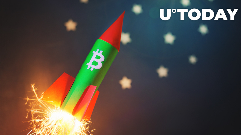 Bitcoin Logs Historic Weekly Candle as Number of Whales Continues to Climb