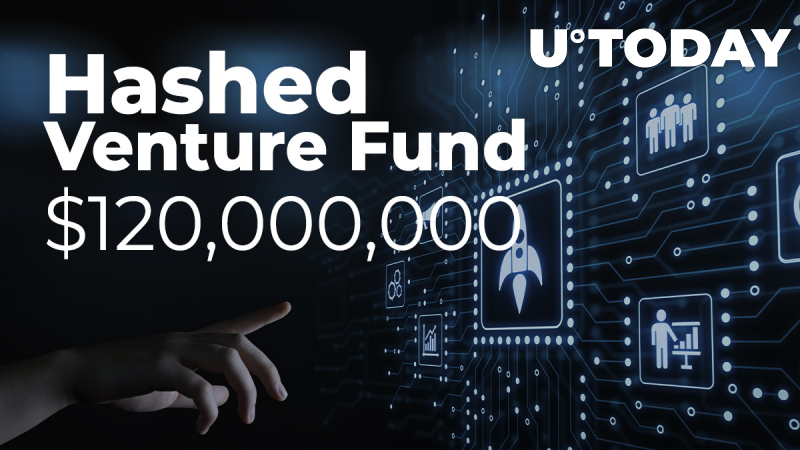 Hashed Venture Fund I Launches with $120,000,000 Raised