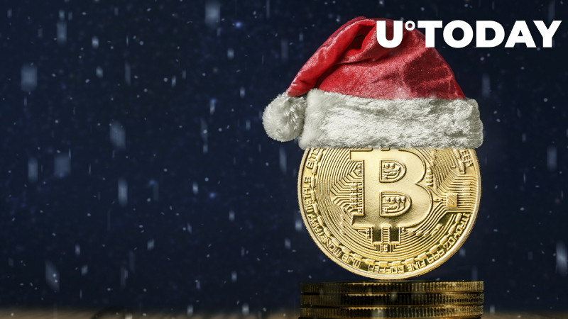 From $0.25 to $24,000: How Bitcoin Has Been Doing on Christmas Day in Past 10 Years