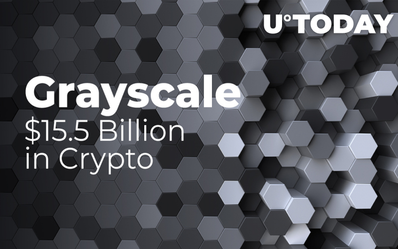 Grayscale Crypto AUM Shows Substantial Rise to $15.5 Billion in Three Days
