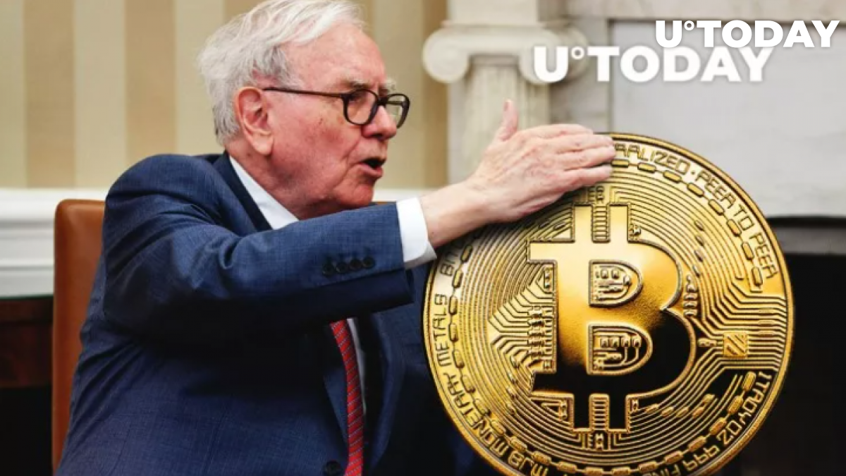 Perfect Revenge: Bitcoin Matches Berkshire Hathaway in Total Market Cap