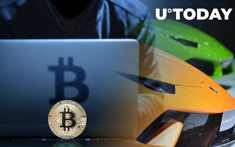 Bitcoin Criminal Gifts Supercars to Girlfriends. They Are About to Have Them Seized