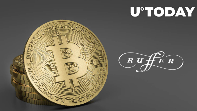 Bitcoin Position of Asset Manager Ruffer Is up 90 Percent