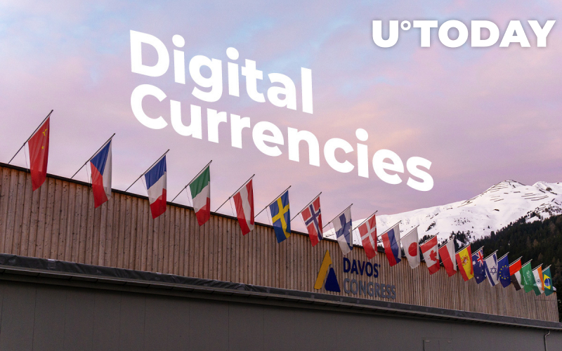 Resetting Digital Currencies Becomes Part of Davos 2021 Agenda