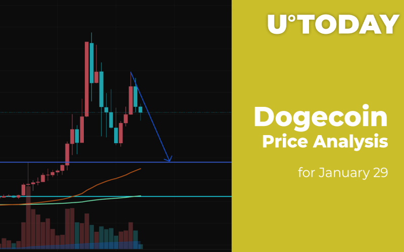 Dogecoin (DOGE) Price Analysis for January 29