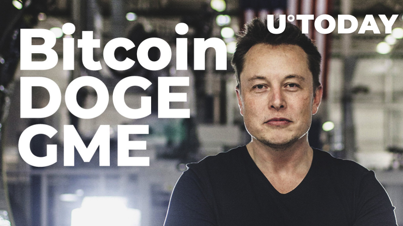 Elon Musk Easily Moves BTC, DOGE, GME Markets with His Tweets, Experts Call for Regulation: CNBC