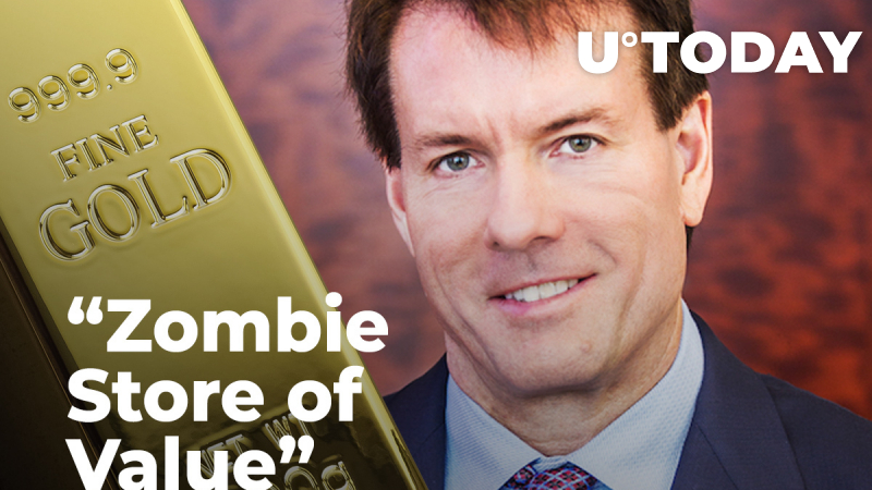 """MicroStrategy CEO Michael Saylor Calls Gold """"Zombie Store of Value"""""""