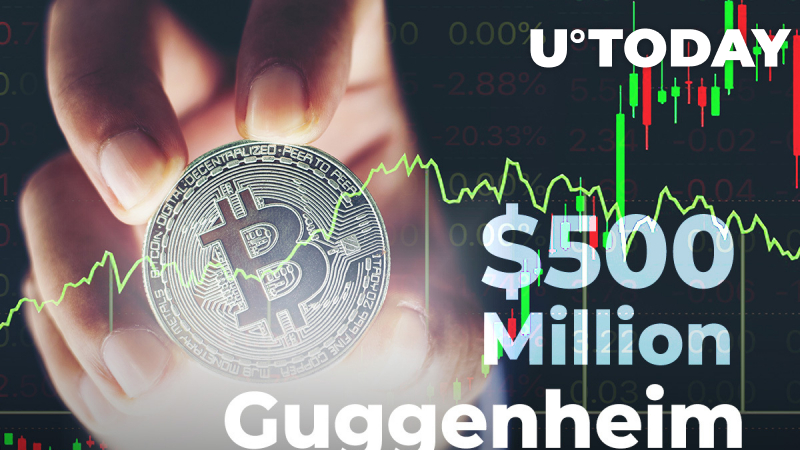 Guggenheim Is Finally Able to Put $500 Million into Bitcoin