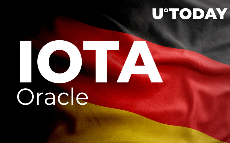 IOTA Breaks into Chainlink (LINK) Turf with Oracle Solution, Powers Traffic Control System in Germany