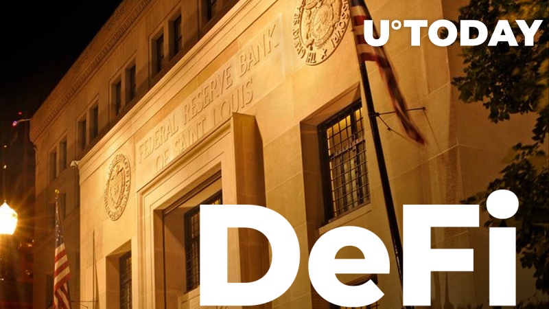 DeFi Offers Exciting Opportunities, St. Louis Federal Reserve Bank Research Says