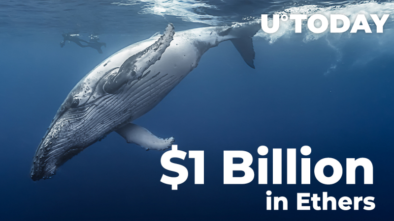 Whales Shift Almost $1 Billion in Ethers as ETH Surged Above $1,900, Reaching New All-Time High