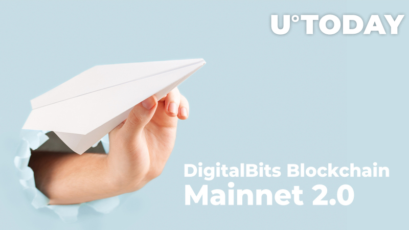 DigitalBits (XDB) Blockchain Launches Mainnet 2.0 with Stablecoins and New Liquidity Program