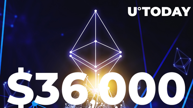 $36,000 Just Paid for One Ethereum (ETH) Transaction. See Details