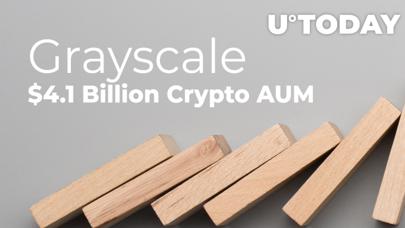 Grayscale Loses $4.1 Billion Crypto AUM in Single Day as Bitcoin Plunged to $44,900