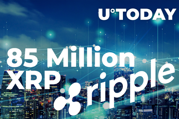 85 Million XRP Shifted by Ripple European ODL Corridor and Other Market Players