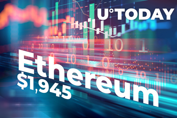 Ethereum Shows Green Candles for 3 Consecutive Days, Soars to $1,945 Since Monday: Possible Reasons