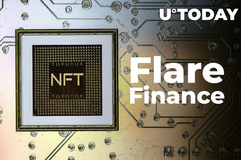 Flare Finance's NFT Sold for Over $10K Ahead of Public Beta Relaunch