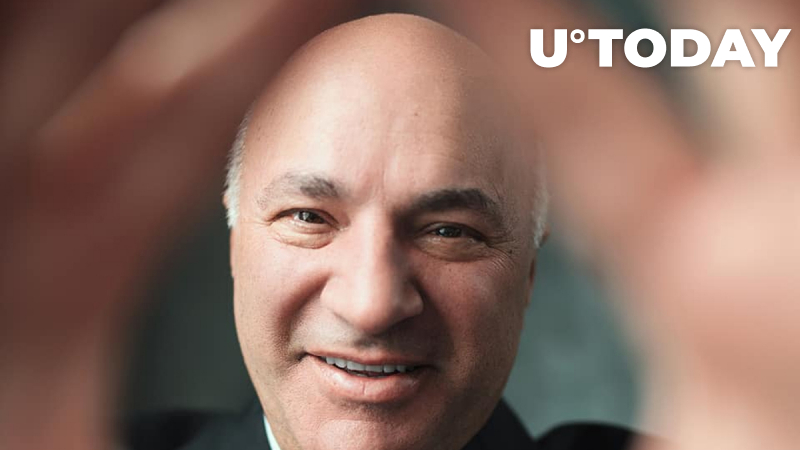 """Shark Tank's Kevin O'Leary Says Bitcoin's Institutional Adoption Is """"BS"""""""