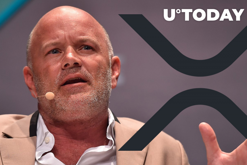 """Mike Novogratz Compares XRP Army to 9/11 Truthers: """"You Could Tell Them Anything"""""""