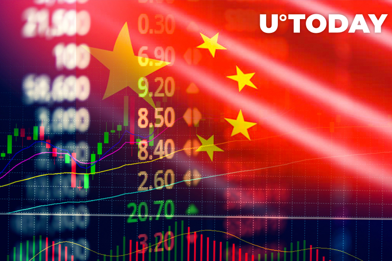 Entire Chinese Stock Market Surpassed by One Crypto Exchange