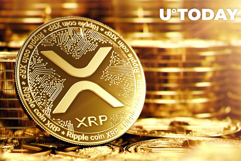 XRP Surpasses $1 as Other Large-Caps Lagging
