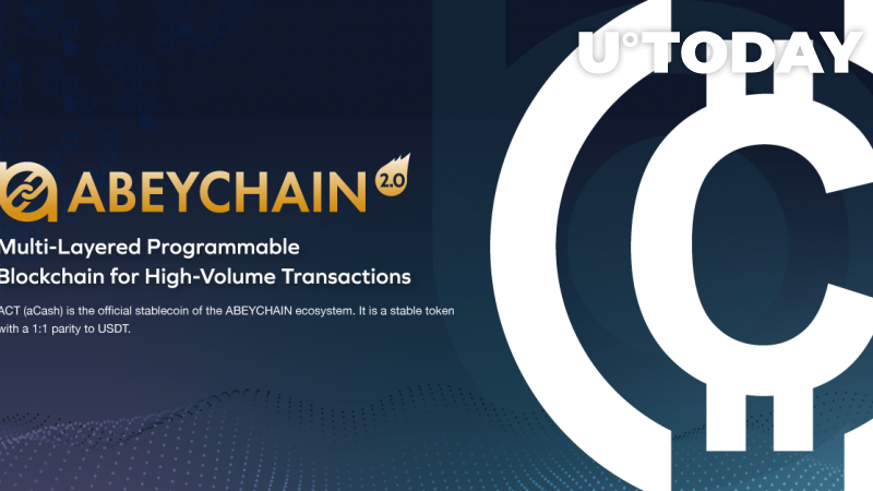 ABEYCHAIN 2.0 Launched to Solve the Biggest Problem in Blockchain