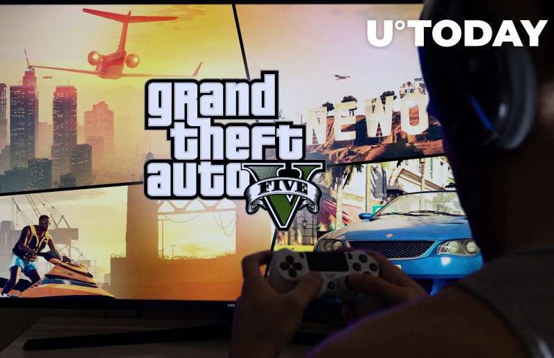 GTA 6 to Include In-Game Cryptocurrency Rewards, According to Prominent Leaker