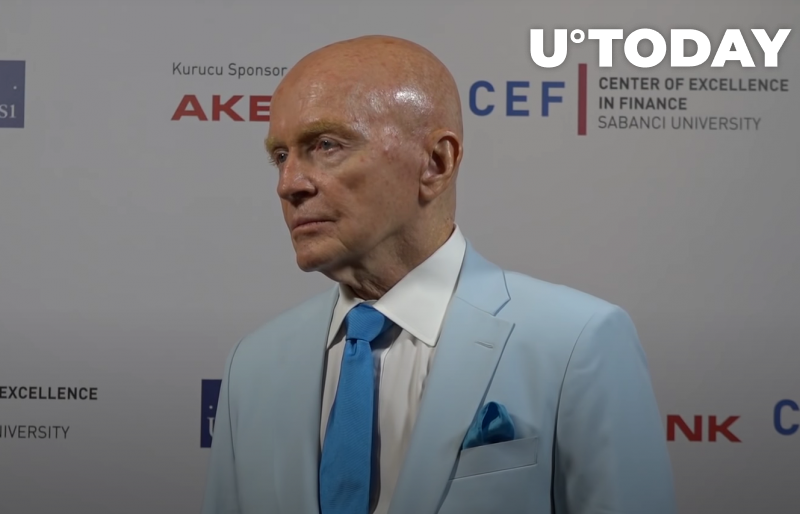 Investing Legend Mark Mobius Says Bitcoin Is Going to Break Lower